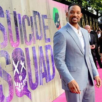 Will Smith can't keep up with 20-year-old Suicide Squad co-stars