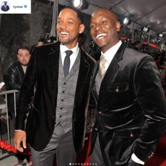 Tyrese Gibson gets financial support from Will Smith