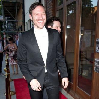 Will Young's manly dress