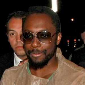 Will.i.am Parties For Inspiration
