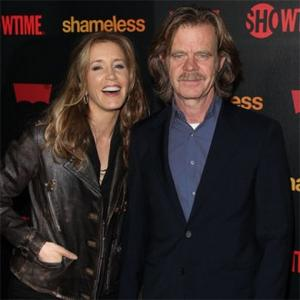 William H. Macy Says Hard Work Is Key To Married Life