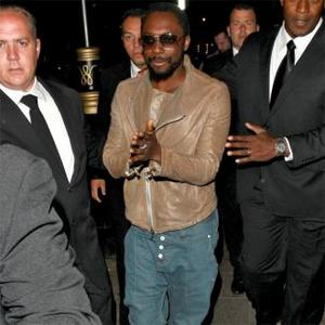 Will.i.am Inspired 'Fifty Shades Of Grey'