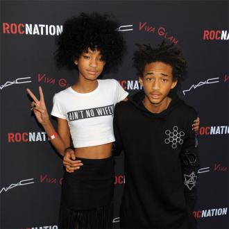 Jaden and Willow Smith for Wireless Festival