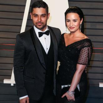 Wilmer Valderrama praises 'hero' Demi Lovato