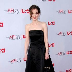 Winona Ryder Would Swap Work For Family