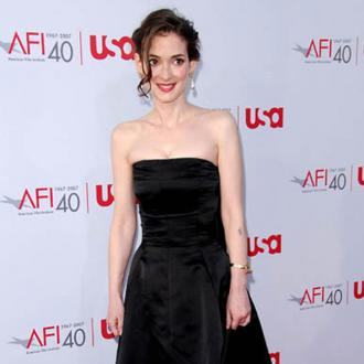 Winona Ryder Doesn't Worry About Her Weight