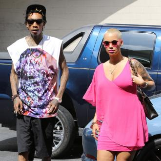 Wiz Khalifa And Amber Rose Plan Wedding Party This Weekend
