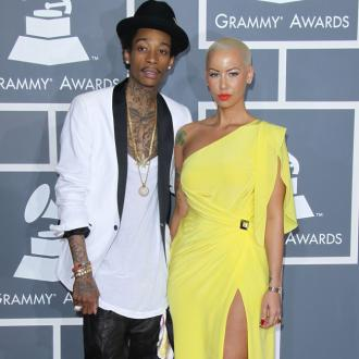 Wiz Khalifa And Amber Rose Following Their Hearts
