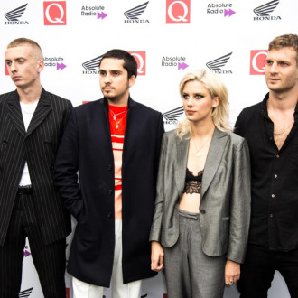 Wolf Alice's bid for number one with upcoming album Blue Weekend