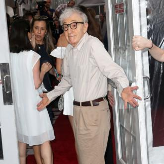 Woody Allen will keep working