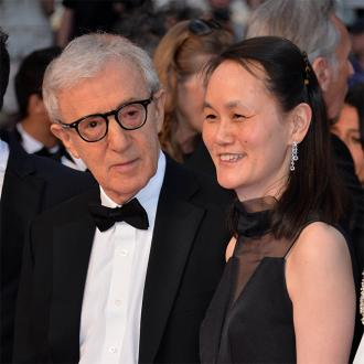 Woody Allen and Soon-Yi Previn 'couldn't keep hands off each other' at the start of their romance