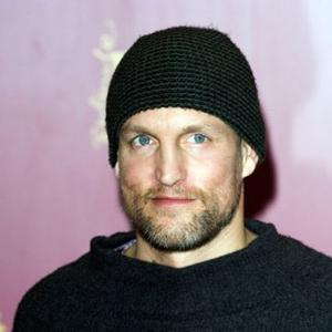 Show-off Woody Harrelson