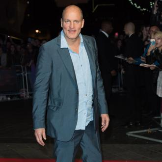 Woody Harrelson started a snowball fight during movie shoot