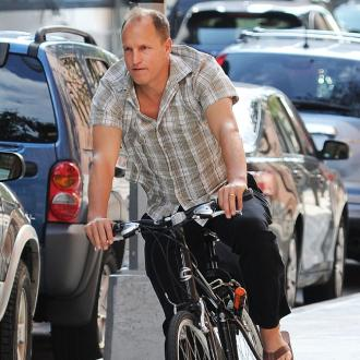 Woody Harrelson Borrowed Jennifer Lawrence's Clothes