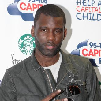 Wretch 32 inspired by Christmas penguin