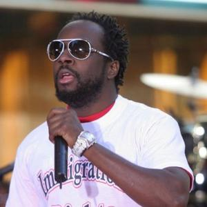 Wyclef Jean Sick With Stress