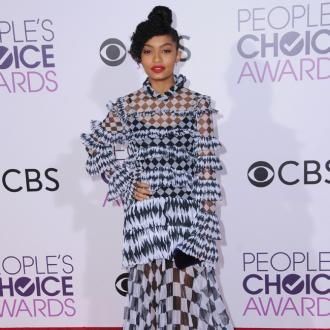 Yara Shahidi tries not to be 'make-up dependent'