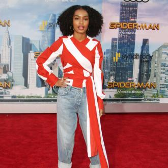 Yara Shahidi Carries 'Different Mementos' In Her Bag