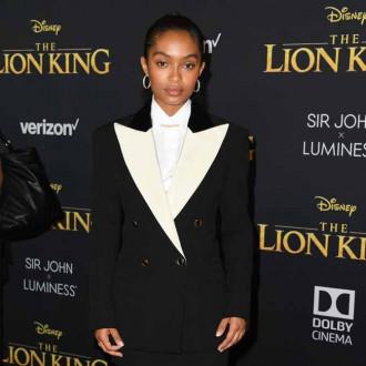 Yara Shahidi is the new face of Dior