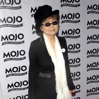 Yoko Ono still cries when she hears Imagine