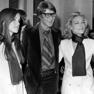 Yves Saint Laurent honoured in UK