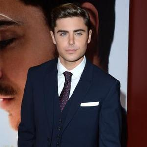 Zac Efron Loves Being In Love