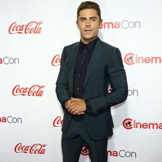 Zac Efron says dressing in drag is 'great'