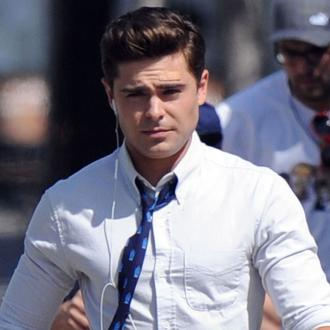 Zac Efron Makes Love On 'The Kitchen Table'