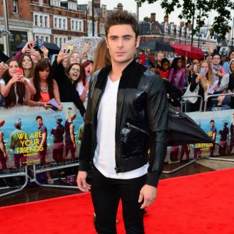 Zac Efron 'Stoked' To Star In Baywatch Movie