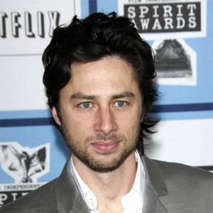 Zach Braff In Awe Of Oz