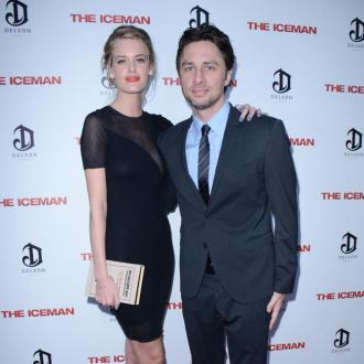 Zach Braff glum about grey hairs