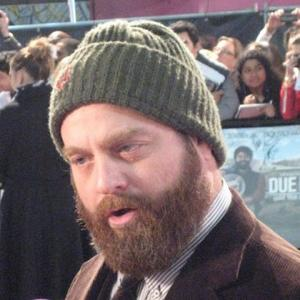 Animated Man Zach Galifianakis