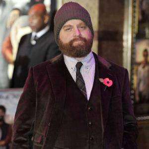 Zach Galifianakis: Hangover 3 To Be Set In Mental Home?