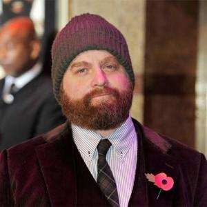 Zach Galifianakis Joins A Confederacy Of Dunces