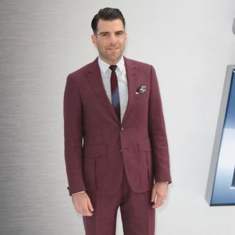 Zachary Quinto wants to help others with sobriety honesty