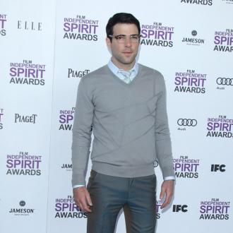Zachary Quinto Reveals Dark Side