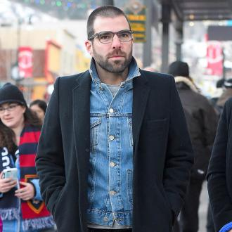 Zachary Quinto Admires Caitlyn Jenner