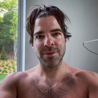 Zachary Quinto on four years of sobriety