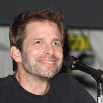 Zack Snyder reveals next film project