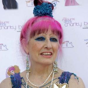 Zandra Rhodes Would 'Never' Go Without Accessories