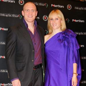 Zara Phillips And Mike Tindall's Love Like 'Fire And Ice'