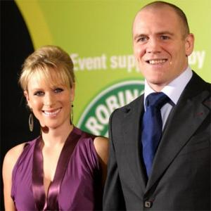 Zara Phillips Announces Engagement