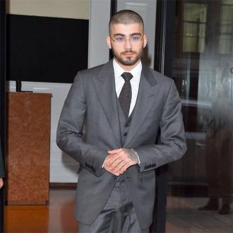 Zayn Malik registers new song Hurt