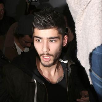 Zayn Malik Feels 'At Peace'
