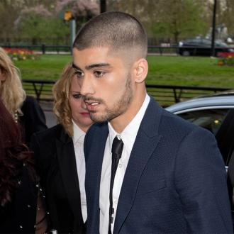 Zayn Malik Cut Hair For A 'Fresh Start'