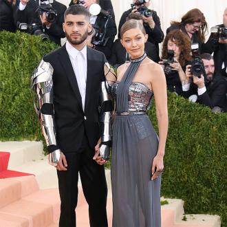 Gigi Hadid loves Zayn Malik's tattoos