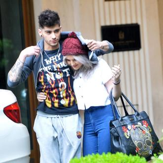 Zayn Malik And Perrie Edwards Are 'Fine'