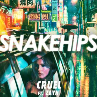 Zayn Malik And Snakehips Drop New Single Cruel