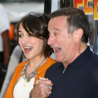 Zelda Williams's bird tattoo tribute to Robin