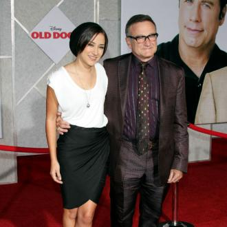Robin Williams' daughter doesn't need an explanation